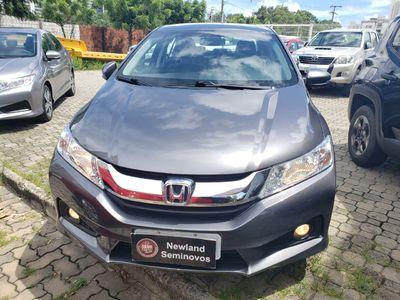 Honda City EXL 1.5 (Aut) 2016}