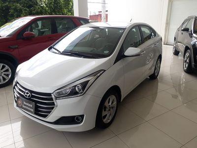 Hyundai HB20S Premium 1.6 AT 2017}