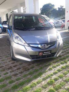Honda Fit EX 1.5 16V (flex) (aut) 2013}