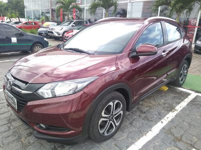 Honda HR-V EXL CVT 1.8 2016}