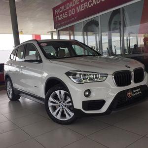 BMW X1 Active 2.0 25i (Flex) 2017}