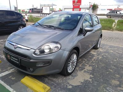 Fiat Punto Essence 1.6 16V Dualogic (Flex) 2014}