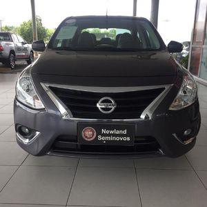 Nissan Versa 1.6 SL 2017}