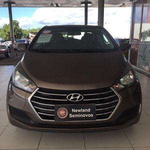 Hyundai HB20 1.6 Comfort Plus 2016}