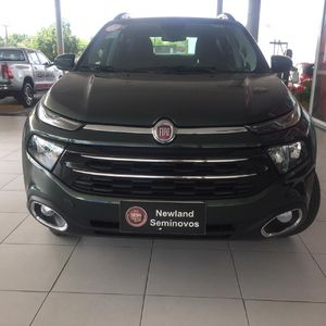 Fiat Toro Freedom 1.8 (Flex) (AT6) 2017}