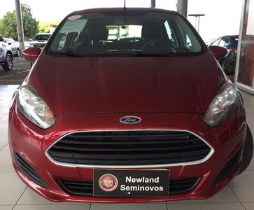 Ford Fiesta Hatch SE 1.6 2016}