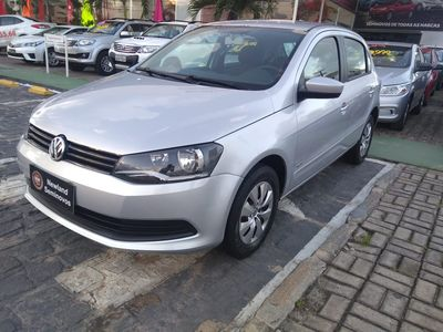 Volkswagen Gol 1.6 I-Motion Total Flex 4p Aut. G6 2013}