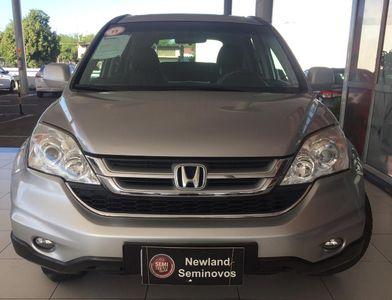 Honda CR-V 2.0 16V 4X4 EXL (aut) 2011}