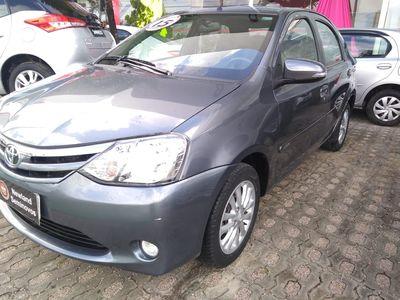 Toyota Etios Sedan XLS 1.5L Flex 2015}