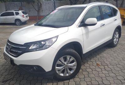 Honda CR-V EXL 2.0 16v 4x4 (Aut) 2014}