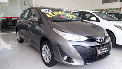 Toyota Yaris XL Plus 1.3 2019}