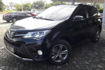 Toyota RAV4 2.0L 4x2 CVT Top 2015}
