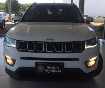 Jeep Compass 2.0 16V Longitude 2018}