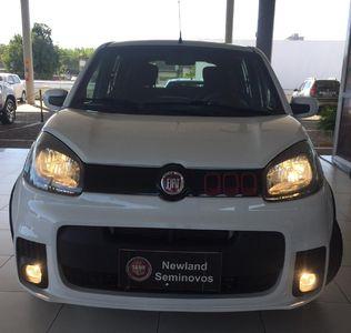 Fiat Uno 1.4 EVO SPORTING 8V FLEX 4P AUTOMATIZADO 2016}