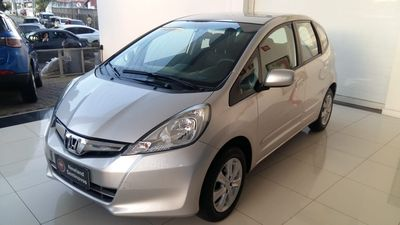 Honda Fit LX 1.4 (aut) (flex) 2014}