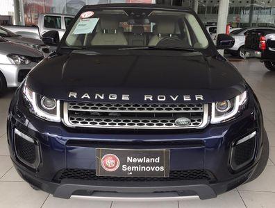 Land Rover Evoque HSE 2.2 SD4  2017}