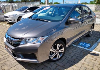 Honda City LX 1.5 (Aut) 2017}