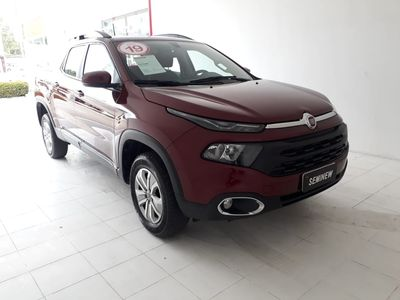 Fiat Toro Freedom 1.8 2019}