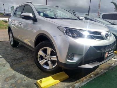 Toyota RAV4 2.0 16v CVT 2014}