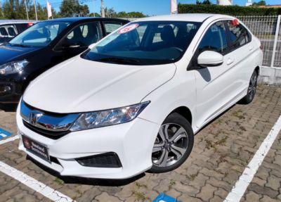 Honda City LX 1.5 (Aut) 2015}