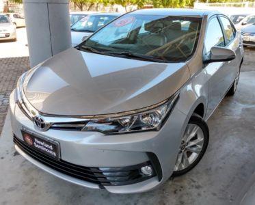 Toyota Corolla Sedan XEi 2.0 16V (flex) (aut) 2018}