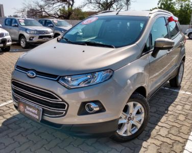 Ford Ecosport Titanium 2.0 16V Powershift (Flex) 2015}