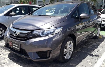 Honda Fit LX 1.5 CVT FLEX  2016}