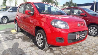 Fiat Uno Vivace 1.0 (Flex) 4p 2016}