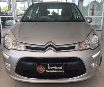 Citroën C3 Tendance 1.6 16V Flex (Auto) 2015}