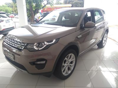 Land Rover Discovery Sport HSE Luxury 2.0 Si4 2015}