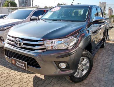 Toyota Hilux SRV 4X4 16V T. INTERCOOLER DIESEL 4P AUT. 2017}