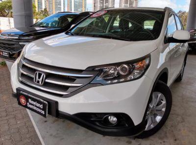 Honda CR-V EXL 2.0 16v 4x2 (Aut) 2014}