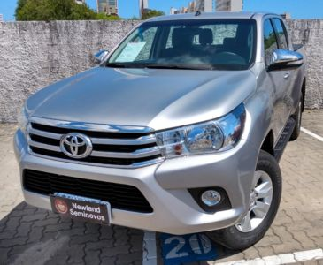 Toyota Hilux SRV 4X4 16V T. INTERCOOLER DIESEL 4P AUT. 2016}