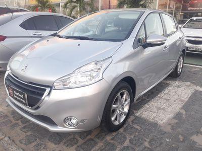 Peugeot 208 Active 1.5L (Flex) 2014}