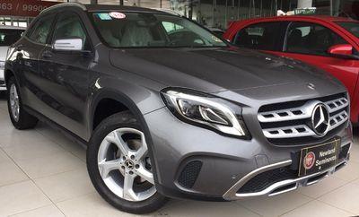 Mercedes-Benz GLA 200 1.6 CGI Enduro 16V Turbo 2019}
