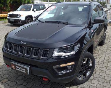 Jeep Compass 2.0 16V Trailhawk 4x4 2017}