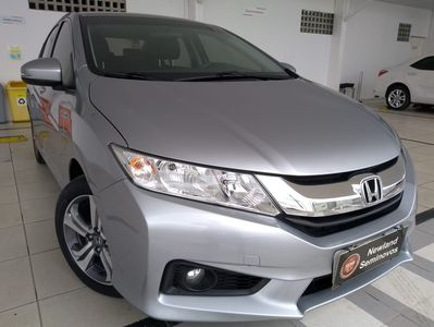 Honda City EXL 1.5 (Aut) 2017}