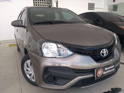 Toyota Etios Hatch X 1.3L (Flex) (Aut) 2019}