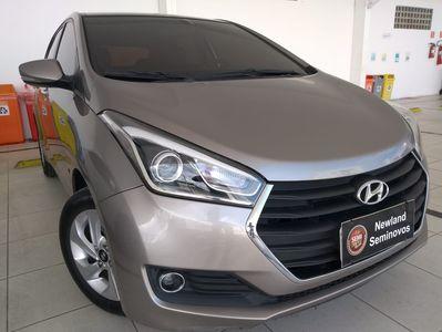 Hyundai HB20 1.6 Premium (Aut) 2018}