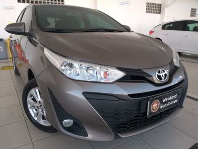 Toyota Yaris XL 1.3 AT 2019}