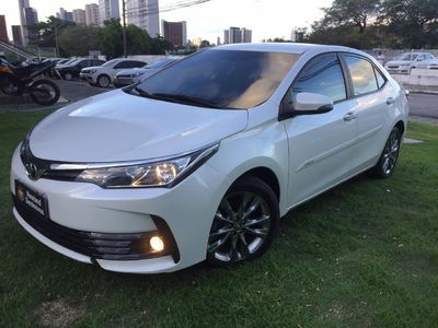 Toyota Corolla 2.0 XEi Flex 2018}