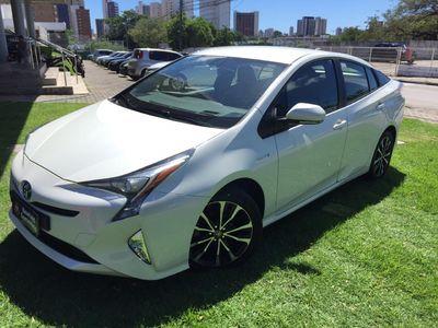 Toyota Prius 1.8L Gasolina CVT 2018}