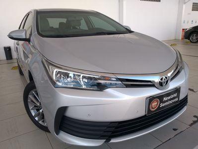 Toyota Corolla 1.8 GLI Upper 2018}