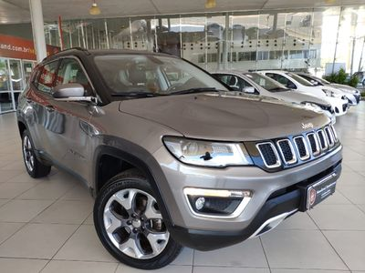 Jeep Compass 2.0 16V Limited 4x4 2018}