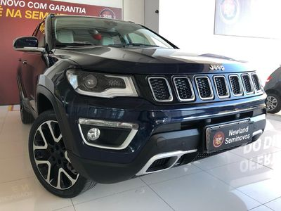 Jeep Compass 2.0 16V Limited 4x4 2020}