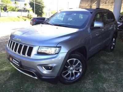 Jeep Grand Cherokee Limited 3.0 V6 2014}
