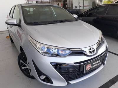 Toyota Yaris XLS 1.5 AT 2020}