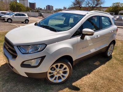 Ford Ecosport Titanium 2.0 AT 2019}