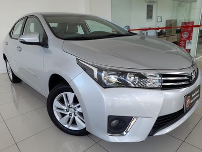 Toyota Corolla 1.8 GLI Upper 2017}