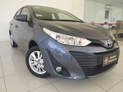 Toyota Yaris XL 1.5 AT 2019}